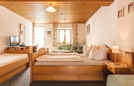 2-3 Bett-Zimmer