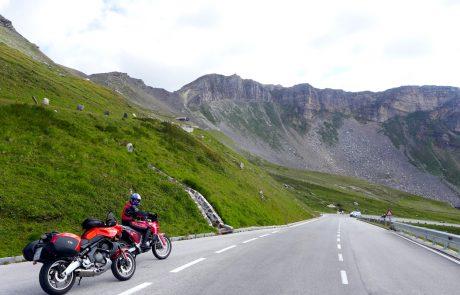 Freizeit und Umgebung - mit dem Motorrad
